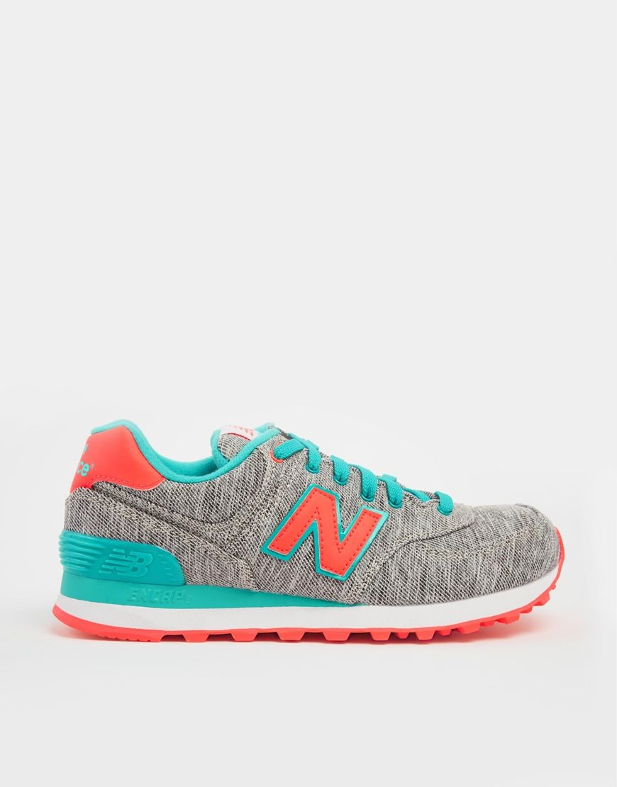 new balance 574 baskets