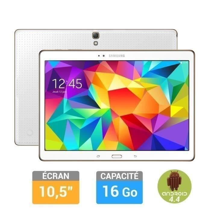 Samsung galaxy tab s tablette 10 39 39 16go samsung pickture - Tablette 16go 10 pouces ...