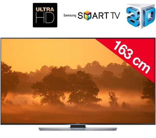 samsung ue65hu7500 t l viseur led 3d smart tv samsung. Black Bedroom Furniture Sets. Home Design Ideas