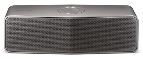 enceinte lg np7550 bluetooth grise lg pickture. Black Bedroom Furniture Sets. Home Design Ideas