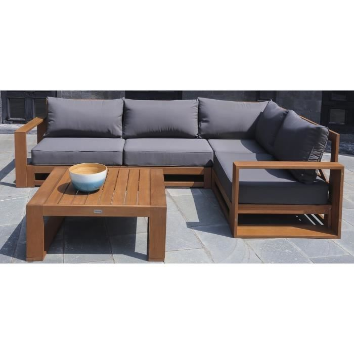 Beautiful Salon De Jardin Bois Modulable Contemporary - Amazing ...