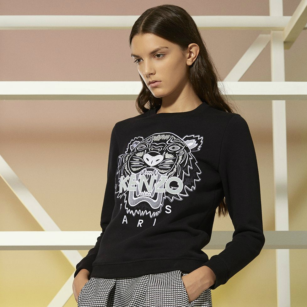 HURRY BEFORE SIZES RUN OUT! BELOVED TRENDY BRAND KENZO UP TO 50% OFF!