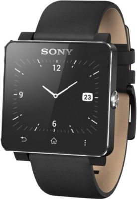 montre connect e sony smartwatch2 silicone sony pickture. Black Bedroom Furniture Sets. Home Design Ideas