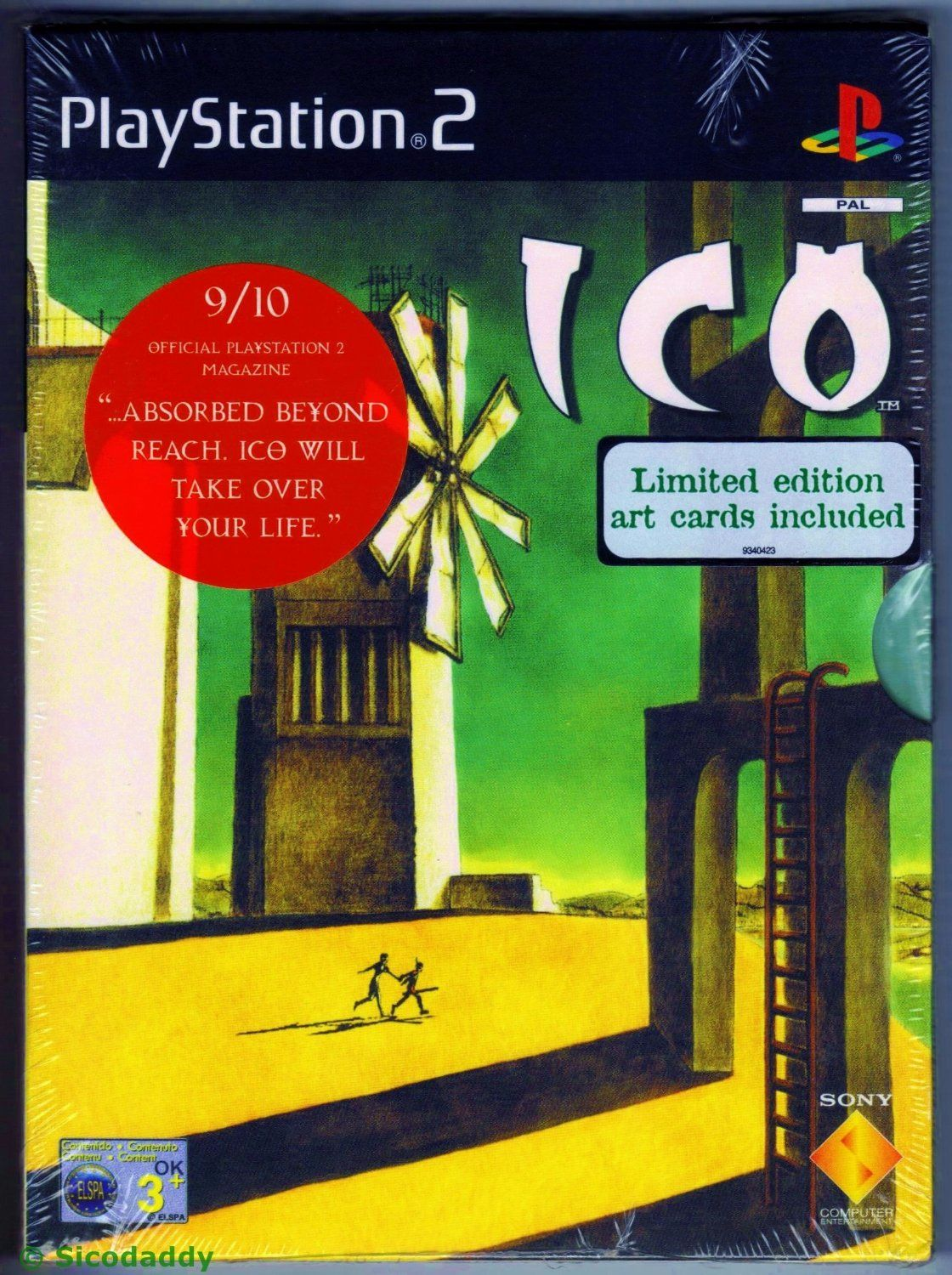 ICO: Limited Edition (PS2) - Sony - Pickture