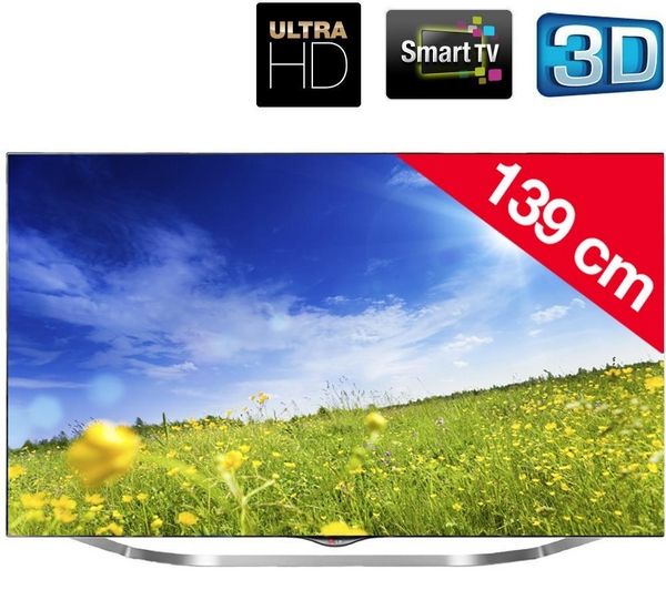 Lg 55ub850v t l viseur led 3d smart tv ultra hd lg pickture - Discount televiseur led ...