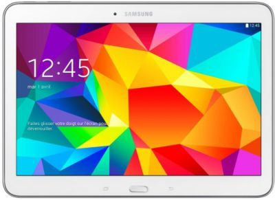 Tablette android samsung galaxy tab 4 10 39 39 16go samsung - Tablette 16go 10 pouces ...
