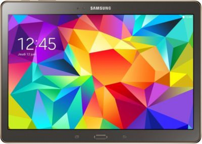 Tablette android samsung galaxy tab s 10 39 39 16go samsung - Tablette 16go 10 pouces ...