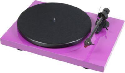 Platine vinyle pro ject debut carbon dc violet pro ject pickture - Ampli platine vinyle ...