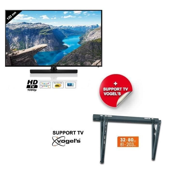 Samsung ue48h5003 tv led full hd 122cm support samsung pickture - Cdiscount television led ...