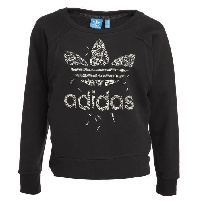 adidas originals sweat femme adidas pickture. Black Bedroom Furniture Sets. Home Design Ideas