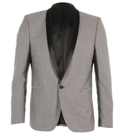 veste de smocking the kooples gris pour homme the kooples pickture. Black Bedroom Furniture Sets. Home Design Ideas