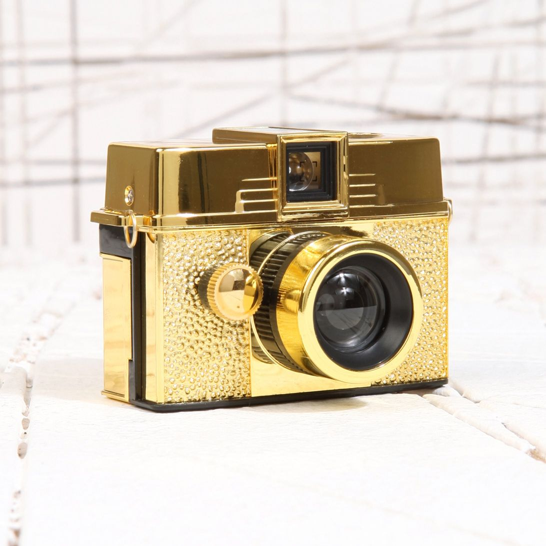 Lomography Diana Baby 110 Gold Camera - Lomography